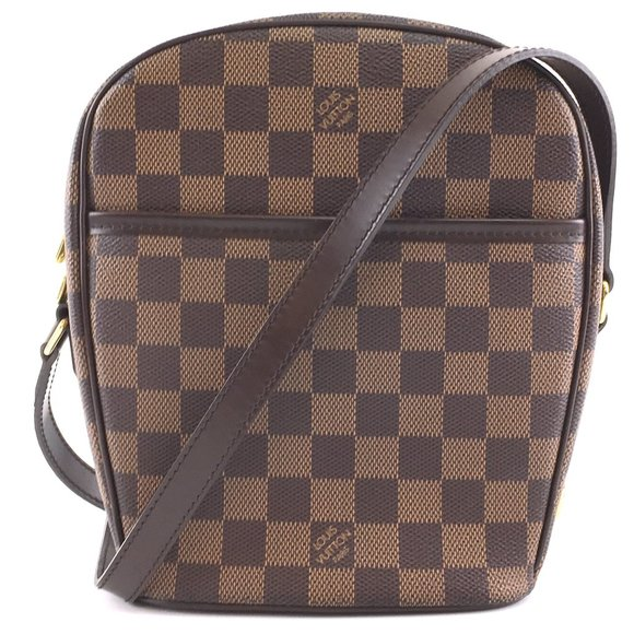 Ipanema Long Strap Damier Cross Body Bag